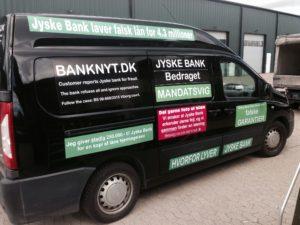 Hvorfor lyver Jyskebank
